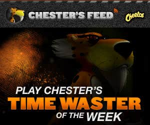 Cheetos Website