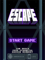 Escape game screenshot