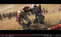 Assassin's Creed 3 YouTube trailer