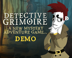 Detective Grimoire - The Beginning