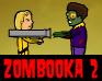 Spiel Flaming Zombooka 2 spielen kostenlos